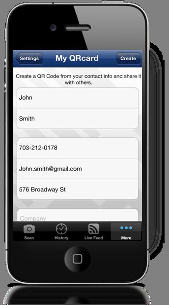 ScanLife 4.2 Contact