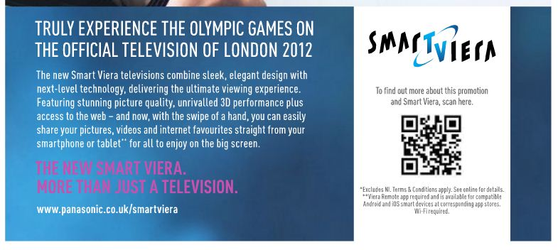 Olympics image - Panasonic - zoom