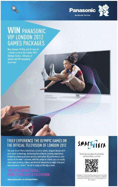 Olympics image - Panasonic