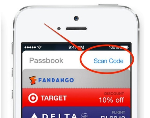 Passbook for iOS7