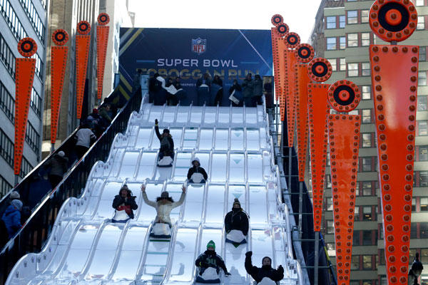 Super Bowl Blvd