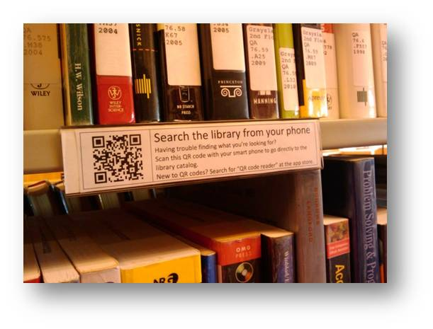 QR Code Education