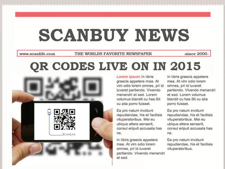 Scanbuy News