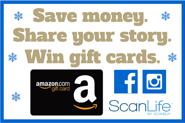 ScanLife Save, Share, and Win 2015