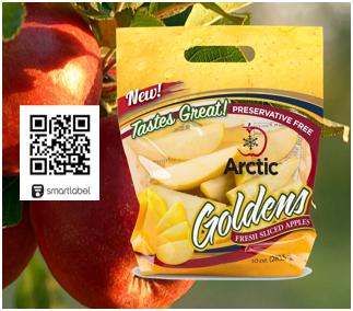 Arctic apples blog image